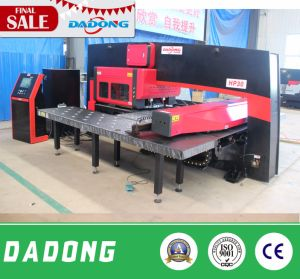 CNC Turret Punch Machine/Stamping Machine pictures & photos