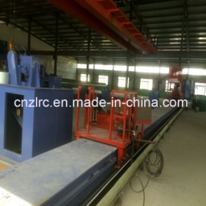 Exporter and Manufacturer of Filament Winding Machine GRP Pipe Winding Machine pictures & photos