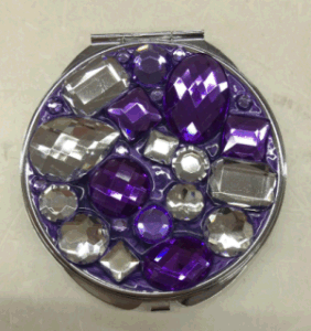 Wholesale Jewelry Cosmetic Mirrors Gift Mirrors Make up Mirror pictures & photos