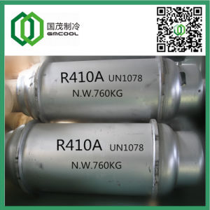 Ton Cylinder Packed Refrigerant Gas (R410A) pictures & photos