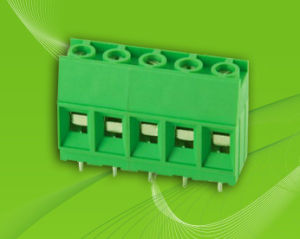 PCB Terminal Block with Dual Row Pins 65A/1000V pictures & photos