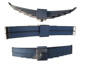 ODM Heavy Duty Truck Leaf Spring pictures & photos