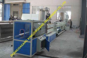 PPR/PE Plastic Pipe Production Line pictures & photos