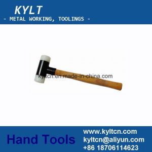 OEM Good Quality Dead Blow Install/Assembly Hammer with Steel Shot pictures & photos