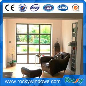Aluminium Corner Fix Window with Double Glazing pictures & photos
