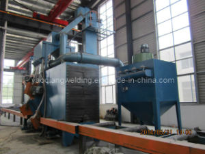 Shot Blast Machine with Rollers Conveyor/ China Manufacturer pictures & photos