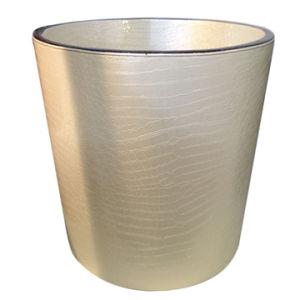 PU Leather Flower Pot