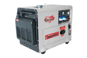 5.0kVA Economic Air Cooled Silent Diesel Generator pictures & photos