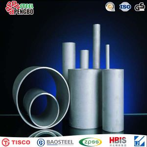 ASTM A511 Tp347h Seamless Stainless Steel Hollow Bar pictures & photos
