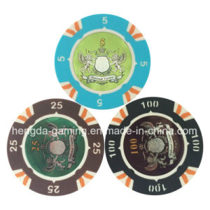 Special Macao Casino Club Special Security High-Grade Copper Chips Poker Chips
