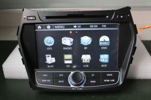 Isun Hot New 2 DIN 8 Inch 800*480 Digital Touch Screen Car Audio GPS for Hyundai IX45 2013, Santa Fe 2013