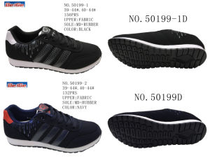 No. 50199 Men Casual Stock Shoes Three Colors pictures & photos