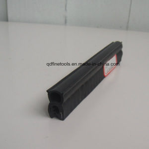 Black EPDM PVC Silicone Rubber Door Sealing for Car pictures & photos