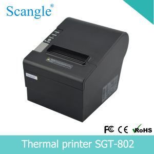 Thermal Receipt Printer with All in One Interface and with Auto Cutter pictures & photos
