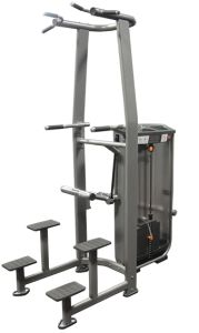 Fitness/ Fitness Equipment/Commercial Assisted Chin/DIP