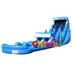 Inflatable Water Slide N Slip/Inflatable Water Slides Bb064 pictures & photos