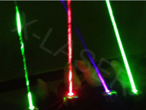 Red&Blue&Purple Laser Glove pictures & photos