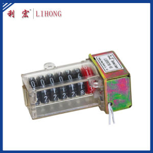 High Anti-Magnetic Protect 6+1 Digits Electricity Meter Counter (LHPD7H-01) pictures & photos