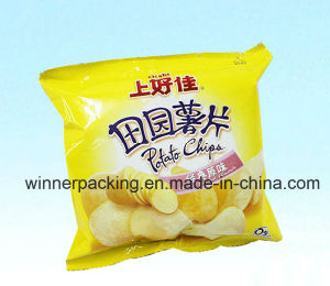 Food Packaging Plastic Potato Chips Bags