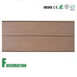Eco Friendly Wooden Plastic Composite WPC Flooring Boards / Decking pictures & photos