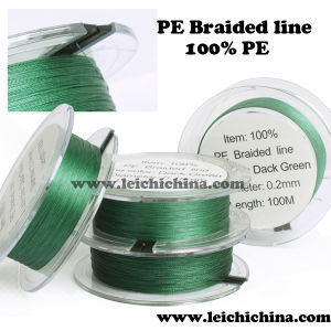 100% PE Braided Fishing Line pictures & photos