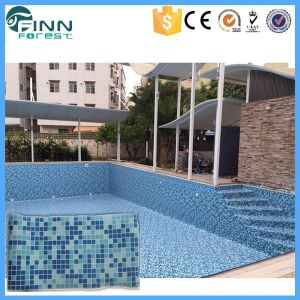 Mosaic Waterproof Inground Pool Liners pictures & photos