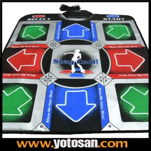 New Revolution TV PC USB Dancing Mat Dance Pad with New Games pictures & photos