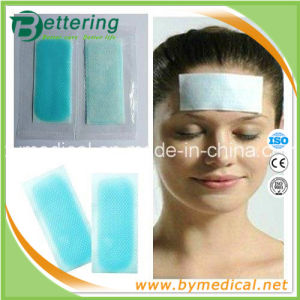 Fever Reduce Relieve Headache Hydrogel Cool Sheet pictures & photos