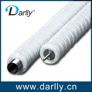 Big Flow String Wound Filter Element for Power Generation Plant pictures & photos