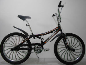 24 Inch Steel Freestyle BMX Bikes/Bicycle pictures & photos