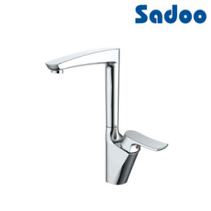 Single Handle Brass Wras Approved Kitchen Faucet SD05145