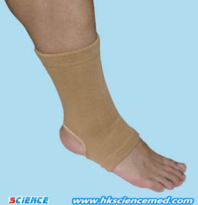 Elastic Ankle Support, Orthopedic Support (SC-AK-001) pictures & photos