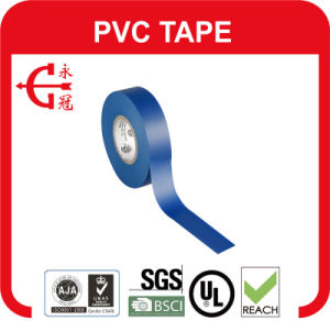High Quality Insulation PVC Electric Tape pictures & photos