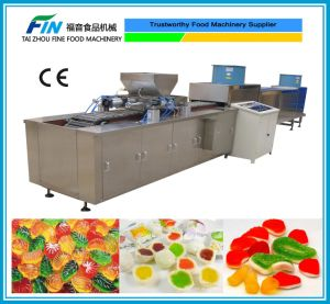 Automatic Jelly Soft Candy/Gummy Candy/Sweet Depositing Line/Producing Line/Making Machine (F-400) pictures & photos