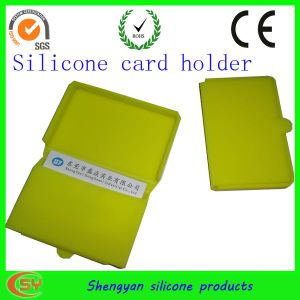 Silicone Business Card Holder (SY-MP-103)