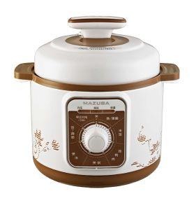 4L Colorful Electric Pressure Cooker (RP-MH-ma)