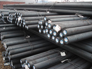 S45c, SAE1045, 45#, ASTM1045, AISI1045 Carbon Steel Round Bar pictures & photos