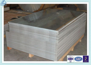 1060 Cc Cold Rolled Aluminum/Aluminium Plate with ISO/SGS Certified pictures & photos