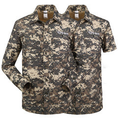 Wholesale Acu Color Men′s Outdoor Breathable Quick-Drying Long- Sleeved Shirt pictures & photos