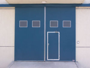 Safety Industrial Sectional Gate pictures & photos