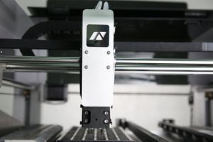 Vision Camera (48 feeders) Pick and Place Machine with Camera, Vision Alignment pictures & photos