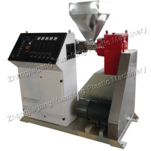 Sj45/25 Single Screw Extruder Machine