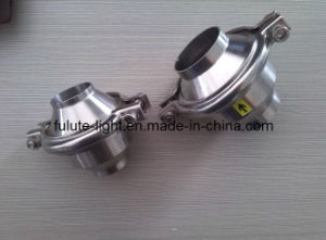 Food Grade Stainless Steel Sanitary Welded Check Valve pictures & photos