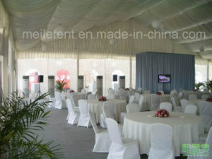 300 People Clear Span Aluminum Frame Prefabricated Party Events Tent pictures & photos