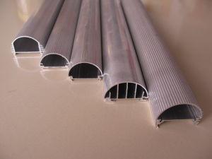 PVDF Sprayed Aluminium Framework Aluminum Profile Extrusion