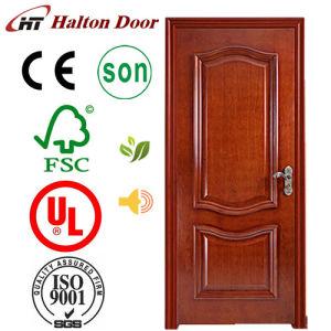 Fireproofing Wooden Door/Fireproof Wooden Door with Britain BS Standard Certified/Wood Fire Door/Entrance Wooden Door