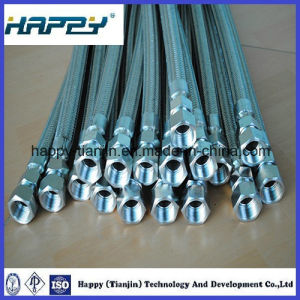 Stainless Steel Braided Flexible Metal Hose pictures & photos