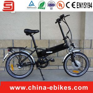 2015 Hot Sale Collapsible Electric Bicycle (JSE30)