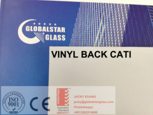 4-6mm Sliver Safety Mirror with Vinyl Back Cati/Catii Used for Sliding Door in Australia pictures & photos