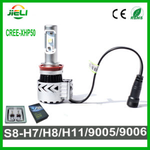 2017 Hot Sale 60W H8 Car CREE LED Headlight pictures & photos